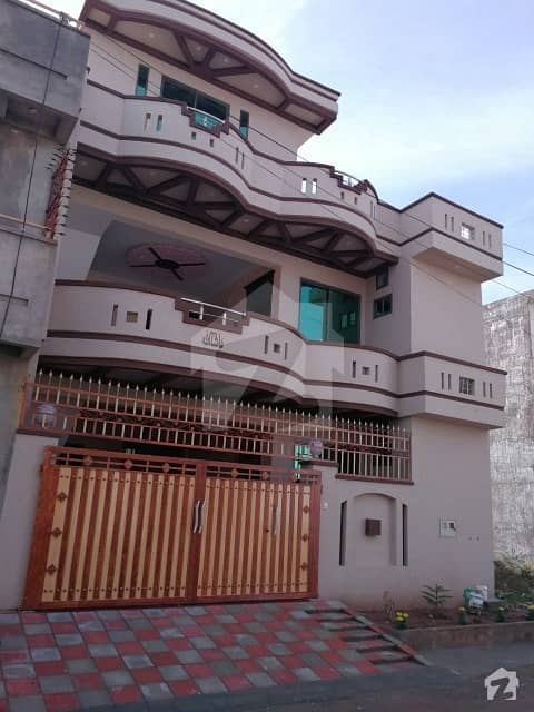 6 Marla New Stylish Double Story House For Sale Ghauri Town Islamabad