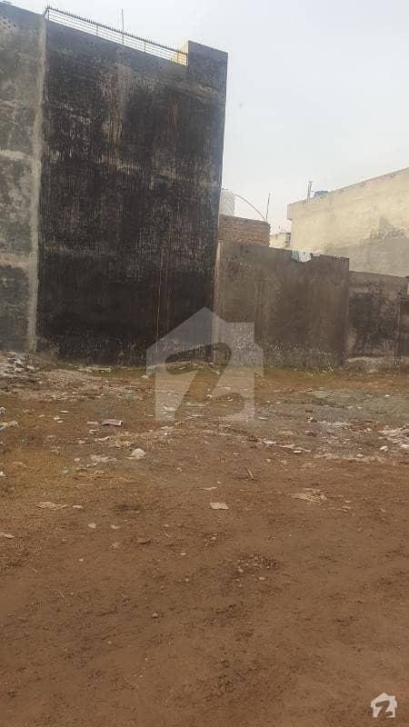 5 Marla Plot For Sale Ghauri Town Islamabad