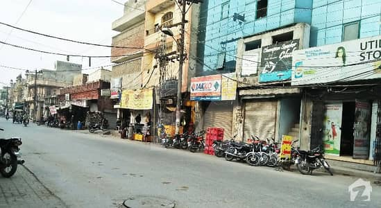 Commercial Shop Is Available For Sale Rangpura Main 12x15