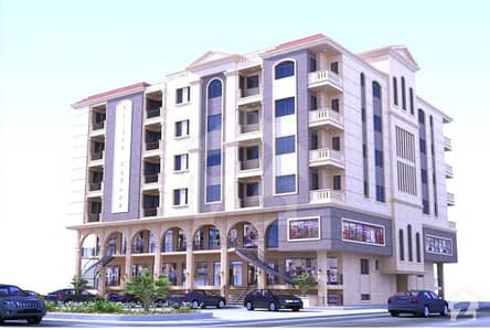 Faisal Square Faisal Town Apartment Available For Sale