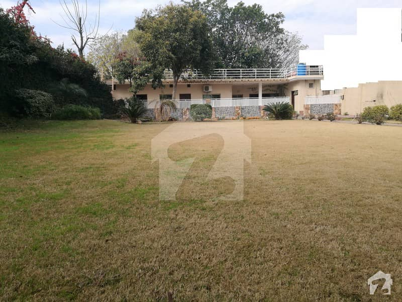 A Beautiful Villa Situated In The Prime Location Of Rawalpindi Cantt Near Army House Murree Brewery