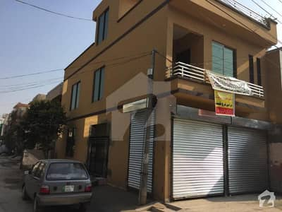 Corner Commercial House Is Available For Sale