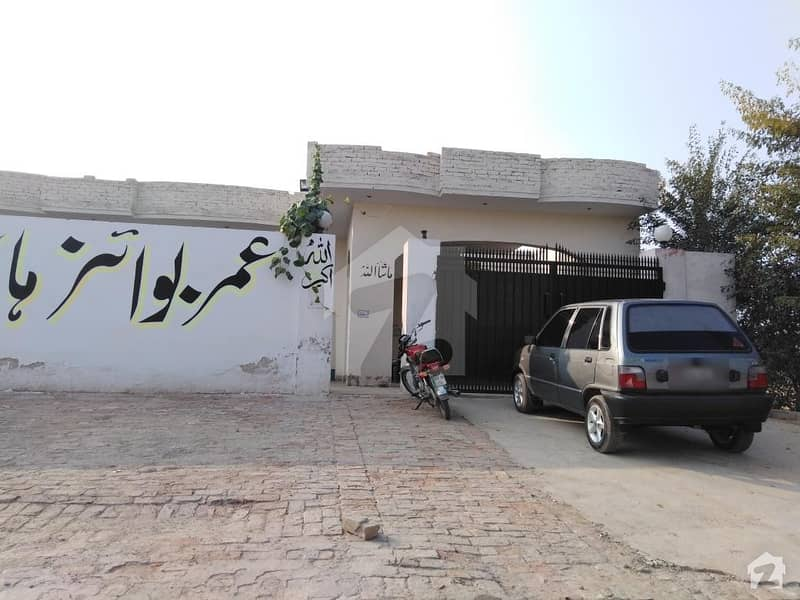 24 Marla Single Storey House For Rent