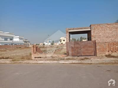 B Block 1 Kanal Residential Plot Is Available For Sale