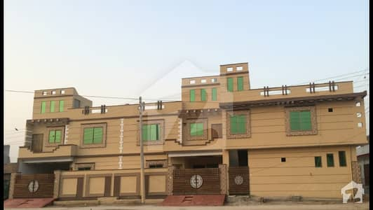 5 Marla Brand New House In Farooq Colony