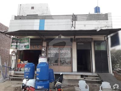 Building For Sale - 1 Basement And 2 Shops 2 Upper Portion Beds