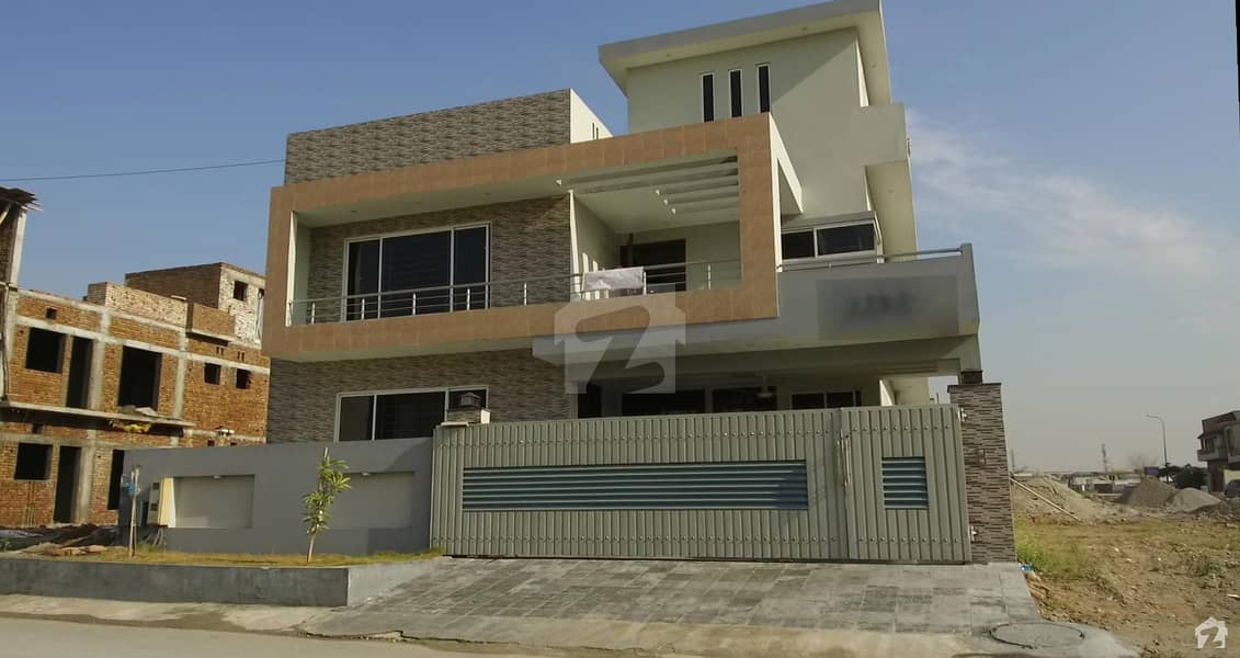House Is Available For Sale In Block B Media Town Rawalpindi