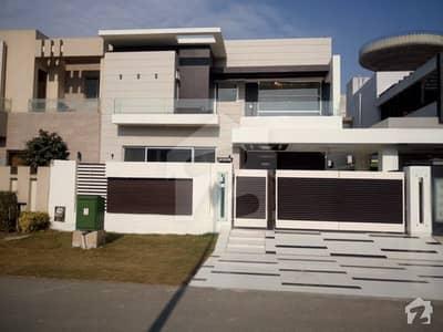 Defence 10 Marla Brand New Luxury Bungalow  Mazhar Muneer Design Good Location