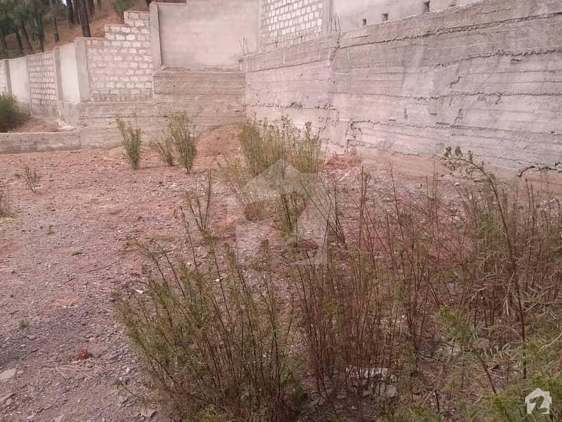 Plot For Sale In Near Cmh Hospital Abbottabad Rahmatabad