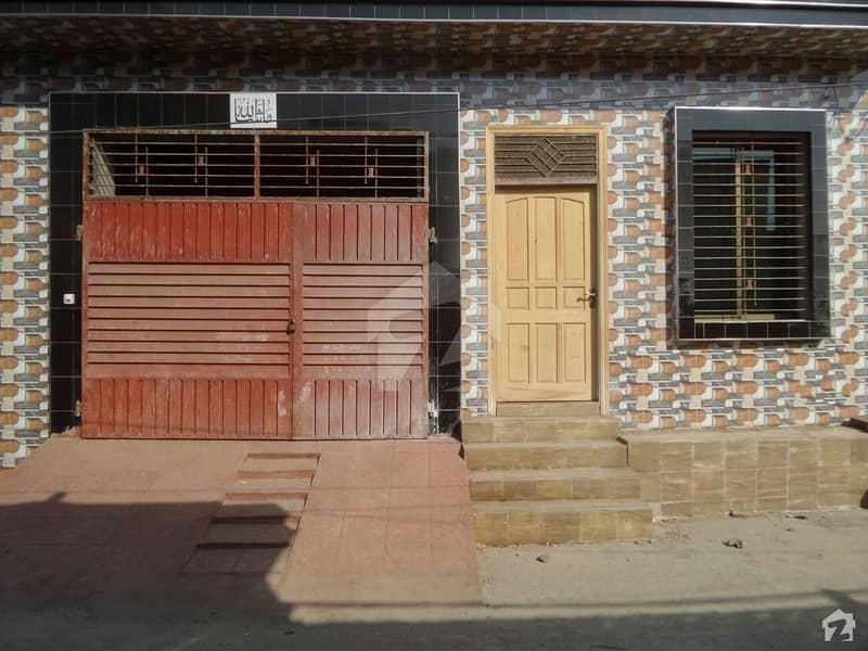 Double Storey Brand New Beautiful House For Sale At Rahim Karim Town, Okara