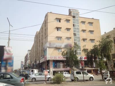 Jalal Arcade Main Double Road Flat  For Sale