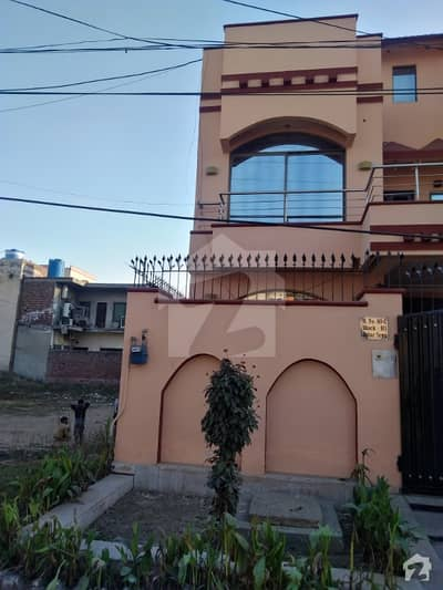 7 and Half Marla House in Johar town