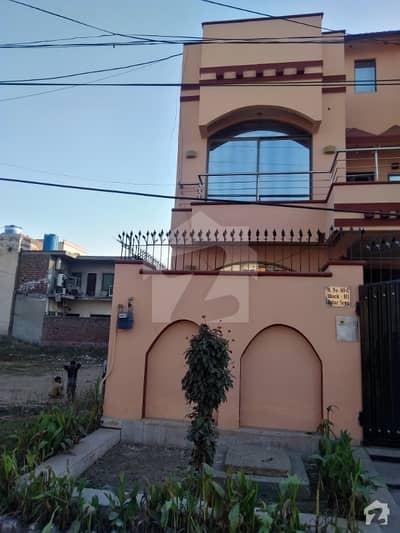 7 And Half Marla House In Johar Town