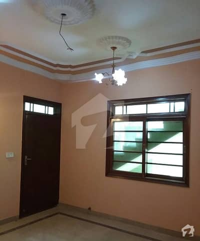 Corner 200 sq. yd House For Rent at Kaneez Fatima Society.