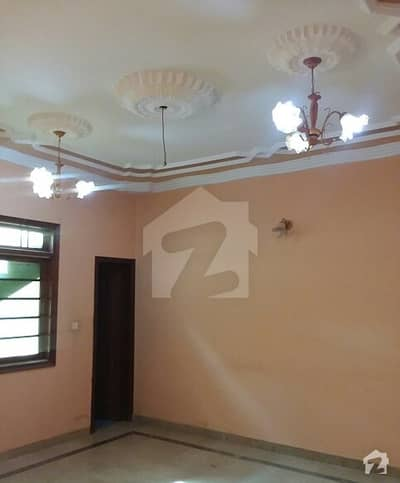 House For Rent: 230 sq. yd (Corner) at Kaneez Fatima Society.
