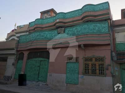 House For Sale In Farman Mazil Warsak Road Peshawar