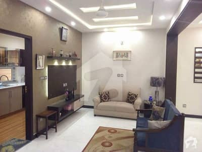 5 Marla Fully Furnished House For Rent in Bahria Town Lahore