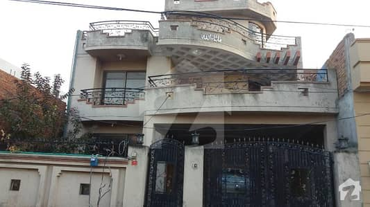 Triple Storey 10 Marla 300 Square Yards Bungalow For Sale At New Afzal Town Near Chaklala Scheme 3 Is Available For Sale