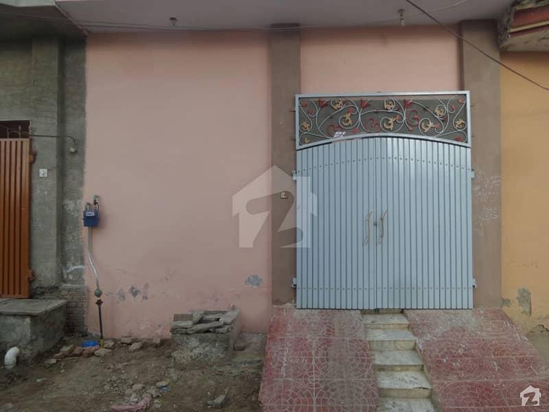 Single Storey Beautiful House For Sale In Ayub Park Okara