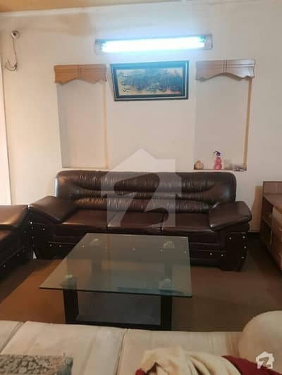 5 Marla upper portion full furnished for Rent in johar Town Lahore