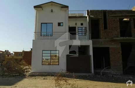 H 13 - 4 Marla House 2 Storey House For Sale