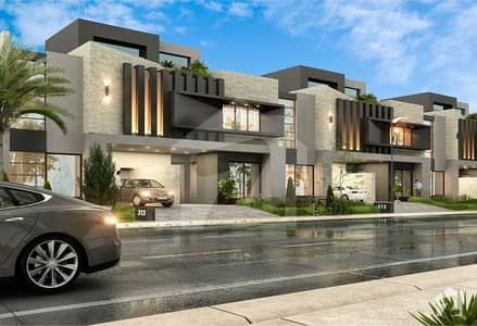 5 Marla Villas On Installments Is Up For Sale