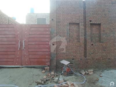Double Storey Brand New Beautiful House For Sale At Aziz Yaqoob Town, Okara
