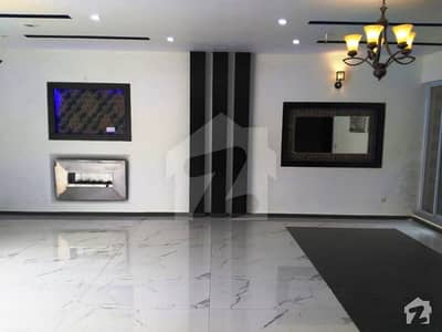 1 Kanal Brand New Lower Portion Is For Rent in  Gulshan E Lahore Near Wapda Town Phase 1 Lahore