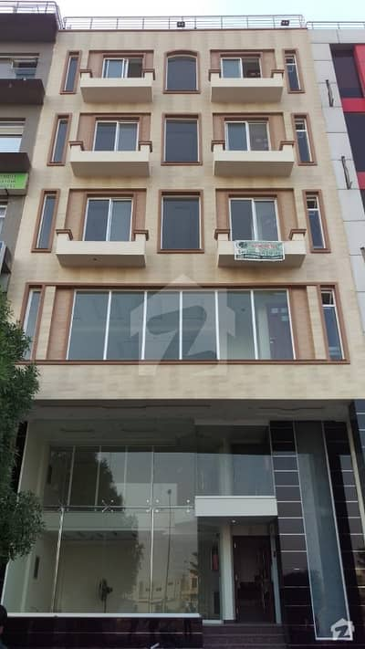 DHA Phase 6 Main Boulevard Brand New 1st 2nd 3rd   4th Floors available for Rent