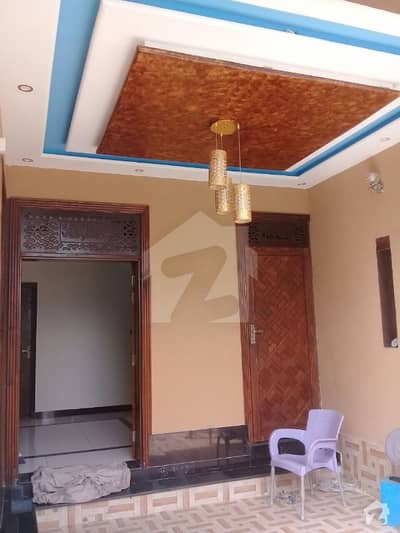 5 Marla Brand New House For Rent In Tulip Block