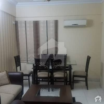 2 Bed DD Bisma Residency is Available For Rent