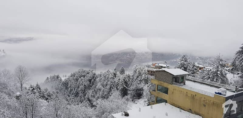 4 Bead Full Furnished Flat For Sale In Murree
