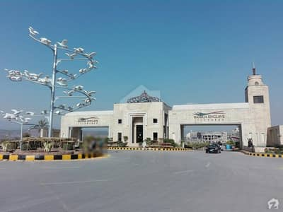 8 Marla Commercial Pair Plot In Starting Number Is Available For Sale In Bahria Enclave - Sector H
