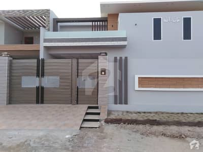10 Marla Brand New House For Sale Shlimar Colony T Chowk