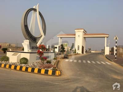 300 Sq. Yard Pair Plot Is Available For Sale In DHA City - Sector 6-D
