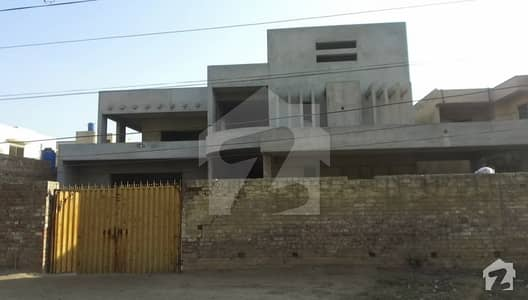 7 Bed Complete Grey Structure For Sale At Good Location