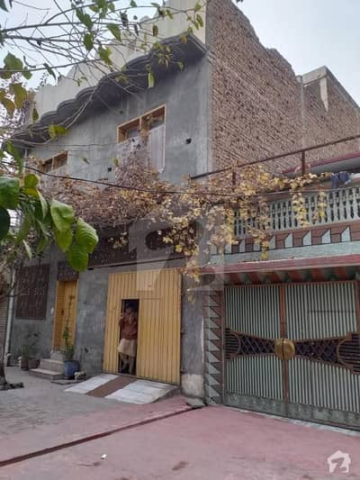 6 Marla House For Sale In National Bank Colony