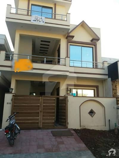 6 Marla Double Story New House Available In Pakistan Town