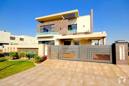 Brand New Luxuries Bungalow Is For Sale In DHA-6 Lahore