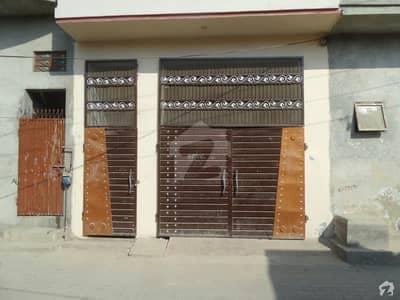 Double Storey Beautiful House For Sale At Naseem Fatima Colony, Okara