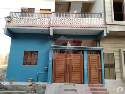 120 Yard Double Storey Bungalow For Sale In Bismillah City Block A1 Street No 4