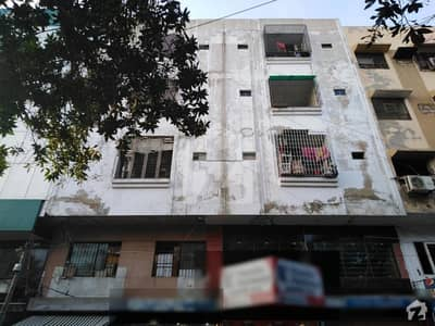 Flat For Sale In Dha Phase 6 Shahbaz Commercial