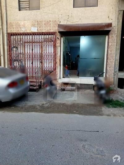 Ground Available Dha Phase 6 Small Nishat Commercial