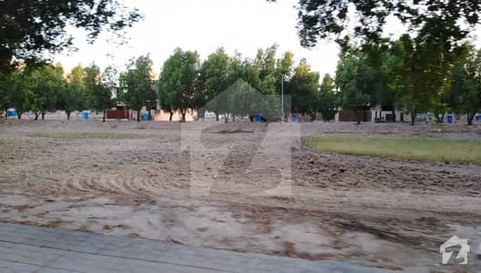 10 Marla Developed Plot For Sale In Bahria Orchard Lahore Central District Phase 1