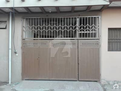 Single Story Brand New House For Sale In Nearest Main Range Road Rawalpindi