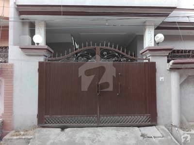 Double Story Double Unit House For Sale Main Range Road Rawalpindi