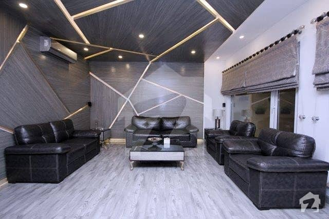 1 Kanal Designer Furnished House For Multinational Companies In Phase 6 Lahore