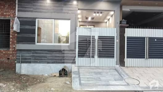3 Marla Brand New House For Sale In Lahore Medical Housing Society