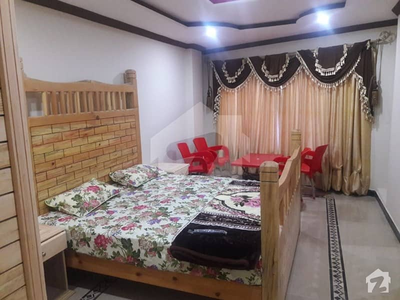3 Bed Fully Furnished Lavish Ground Floor Flat Near PC Bhurban