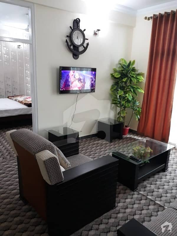 2 Bed Fully Furnished Flat Near Pc Bhurban For Sale